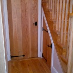 wooden-doorway-staircase