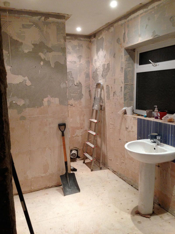 Joinery Gallery - Bathrooms